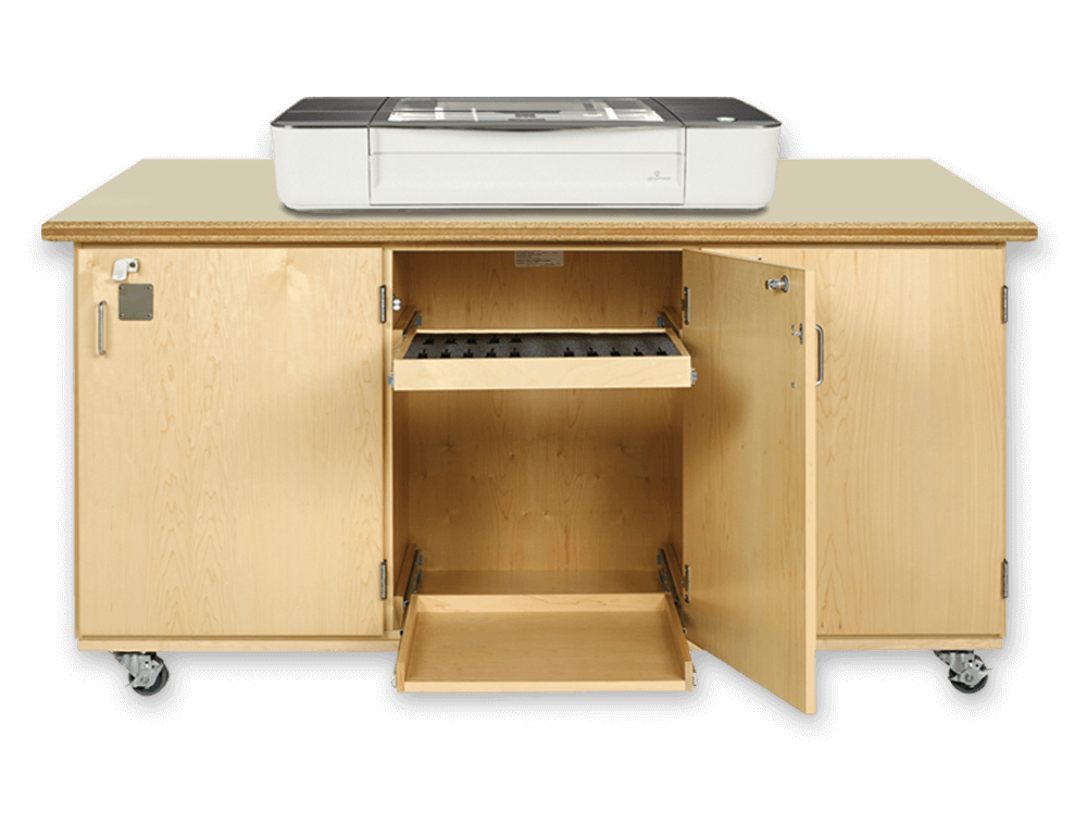 Glowforge w furniture